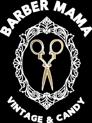 Logo Barber Mama